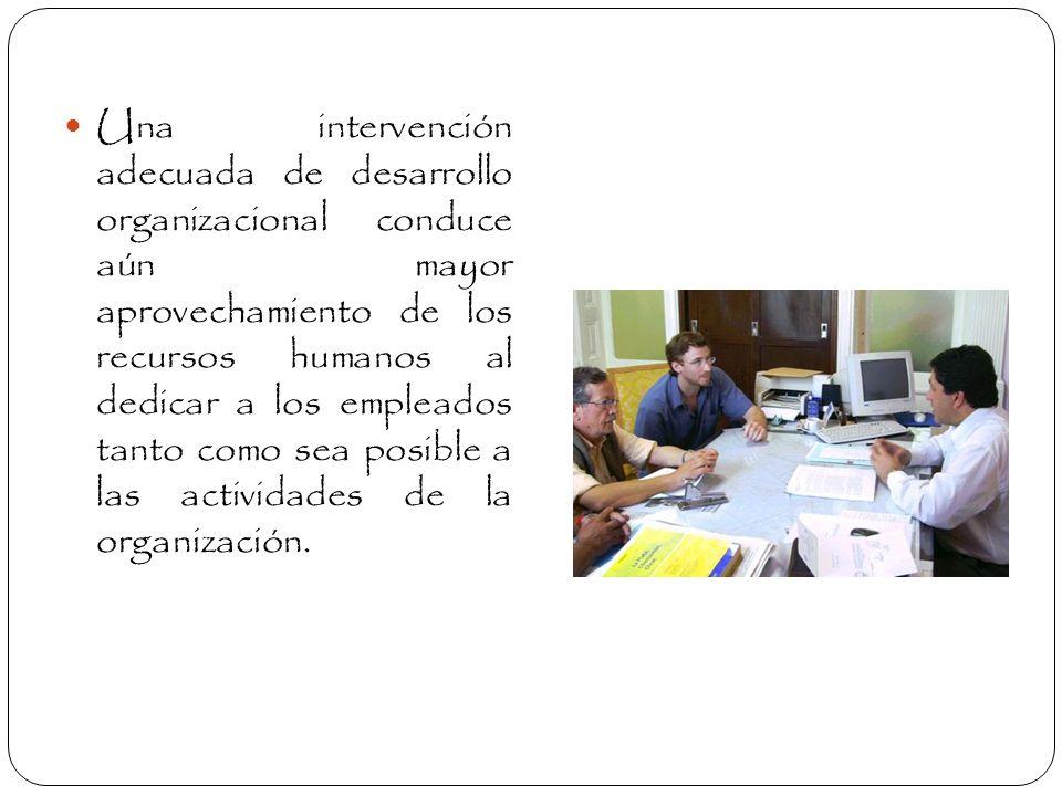 Desarrollo del potencial humano Apreciación de las necesidades únicas Énfasis en la colaboración Proveer trabajo motivante Crear un ambiente de confia