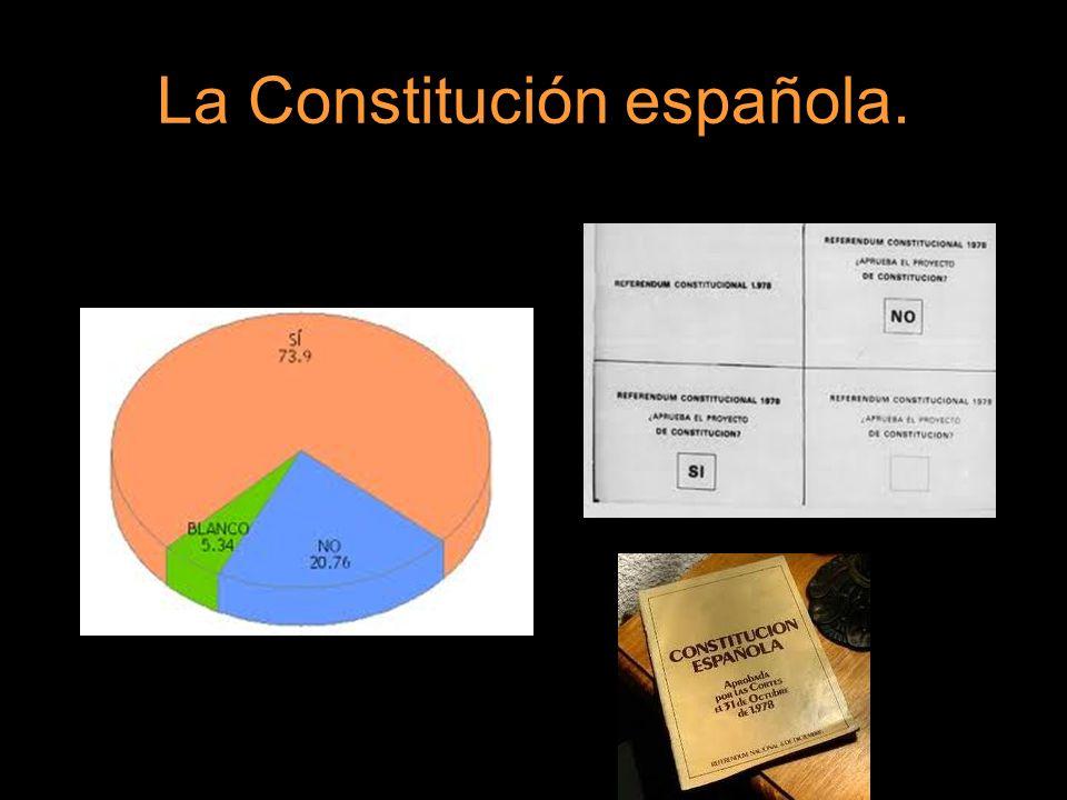 La Constitución española reconoce que: La Soberanía Nacional (capacidad de elegir a los gobernantes) reside en el pueblo.