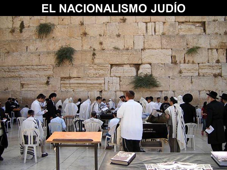 EL NACIONALISMO JUDÍO