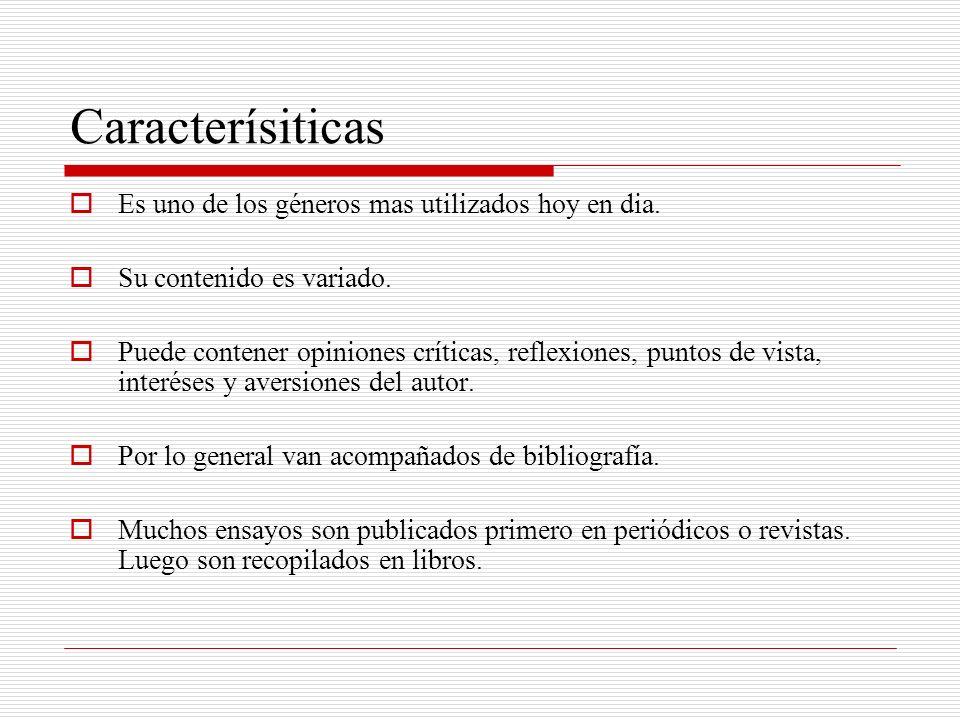 Bibliografía Alvarado E.& Borges, B. (2004).