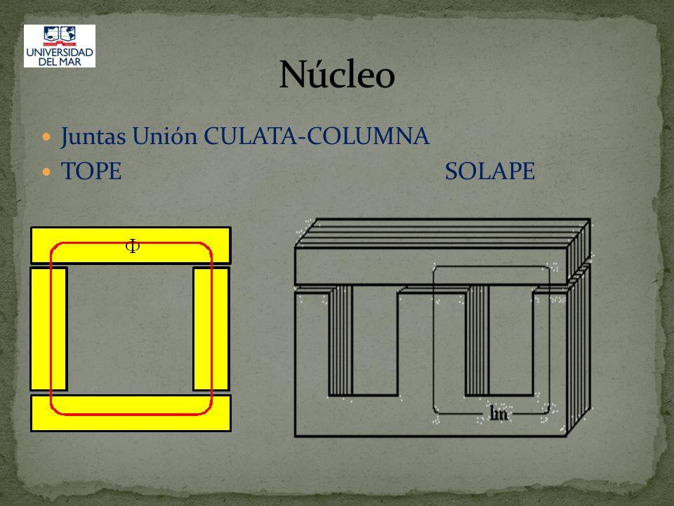 Juntas Unión CULATA-COLUMNA TOPESOLAPE