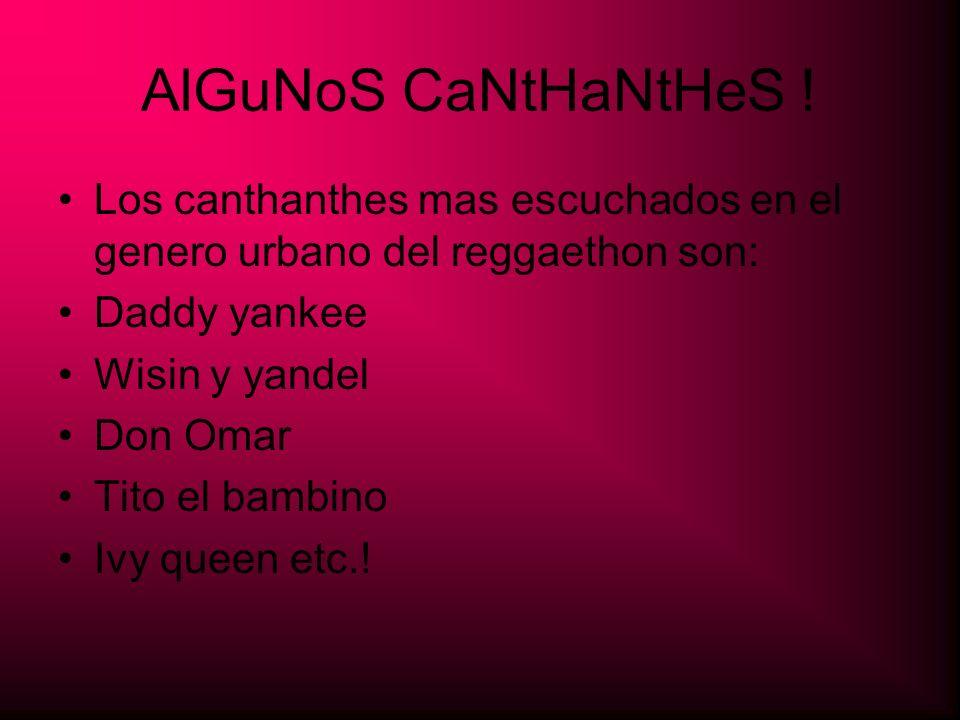 AlGuNoS CaNtHaNtHeS .