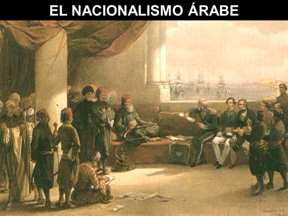 EL NACIONALISMO ÁRABE