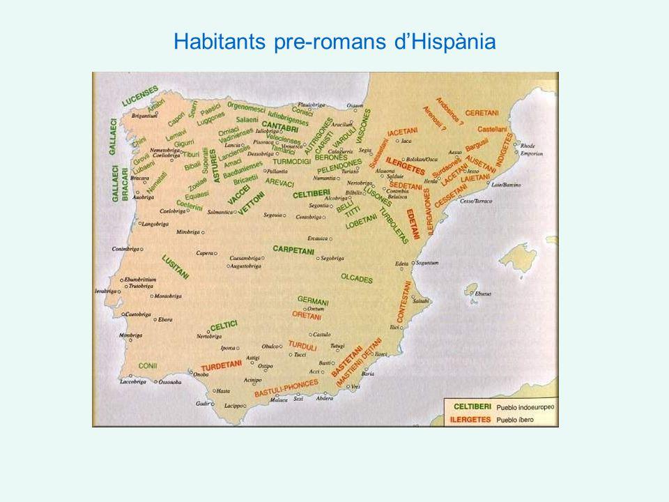 Habitants pre-romans dHispània