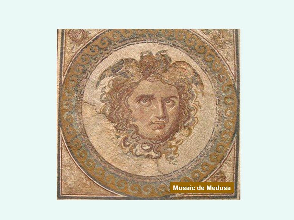 Mosaic de Medusa