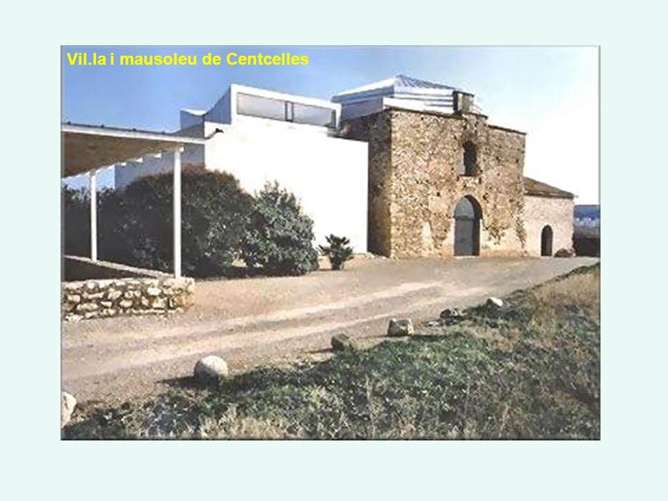 Vil.la i mausoleu de Centcelles