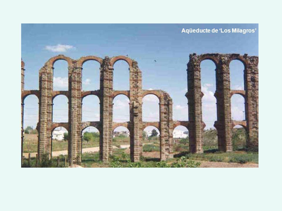 Aqüeducte de Los Milagros