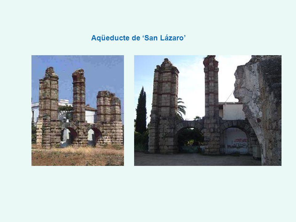 Aqüeducte de San Lázaro