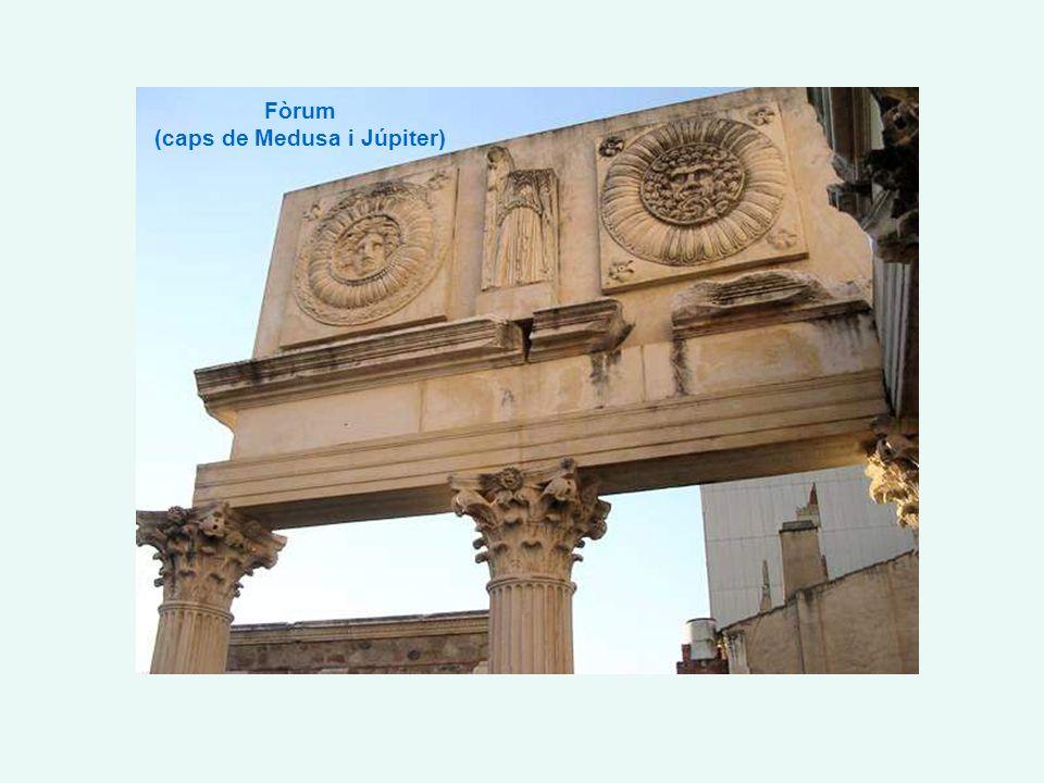 (caps de Medusa i Júpiter)