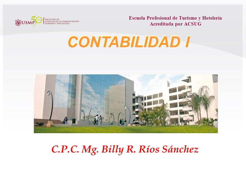 Escuela Profesional de Turismo y Hotelería Acreditada por ACSUG C.P.C.