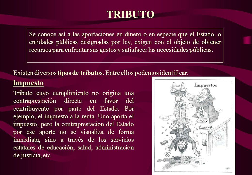 185 El Sistema Tributario está constituido por los siguientes elementos: ELEMENTOS DEL SISTEMA TRIBUTARIO PERUANO Normas Tributarias Política tributar