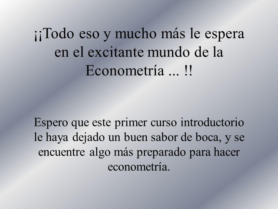 Series de TiempoEconometría I Prof. Carlos Pitta Xalapa, Ver. 27 de Junio de 2002 Una ecuación como la anterior se llama ecuación diferencial Porque m