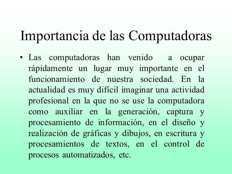 ¿Qué es la Informática ? Ciencia del tratamiento automático y racional de la información considerada como soporte de los conocimientos y las comunicac