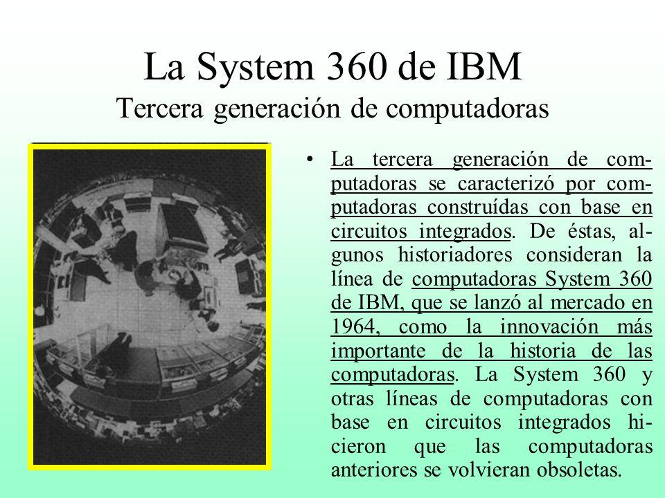 La PDP-8 Durante la década de 1950 y principios de 1960, sólo las compañías grandes podían pagar las macrocomputadoras, cuyos precios ascendían a mile