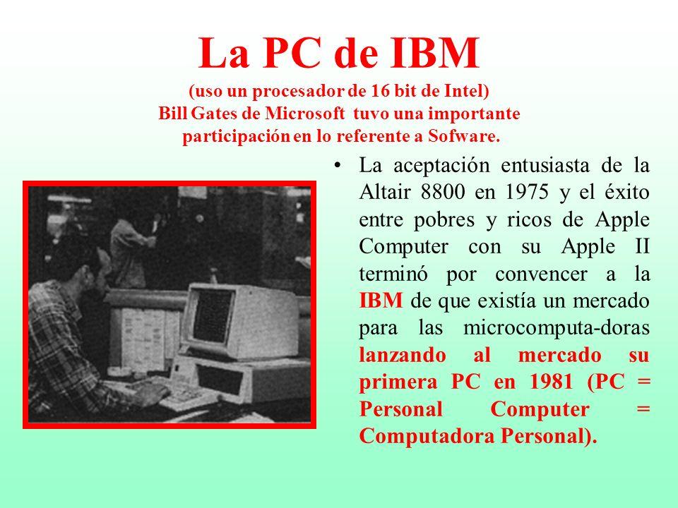 Circuitos Integrados Cuarta generación de computadoras La mayor parte de la gente considera el año de 1971 como el año en que se inició la cuarta gene