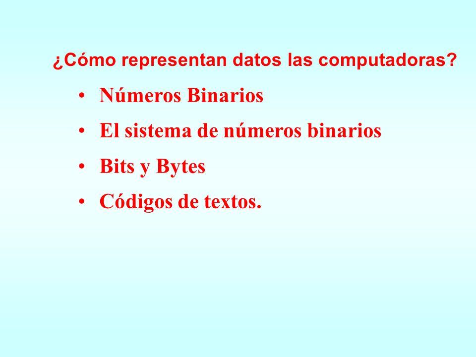 El material completo presentado a continuacion incluye las siguientes secciones: (en esta Guia de estudio ha sido recortado) ¿Cómo representan las com