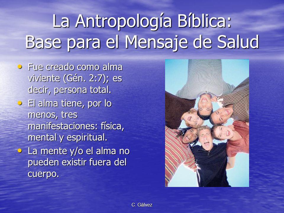 C. Gálvez El promotor/educador más grande Cristo envió a sus discípulos a sanar, enseñar y predicar. Les dio autoridad para sanar. Les envió para cump