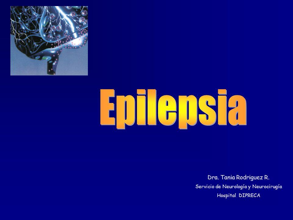 Hiperexcitabilidad + Hipersincronización + Propagación