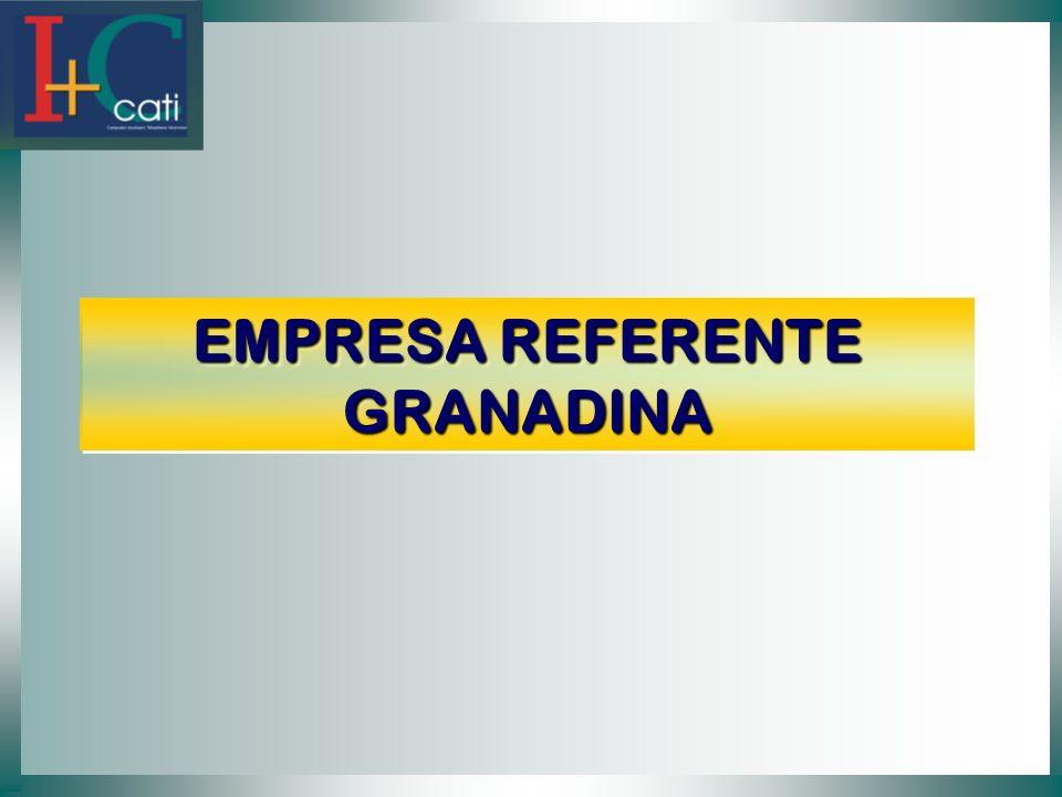 EMPRESA REFERENTE GRANADINA