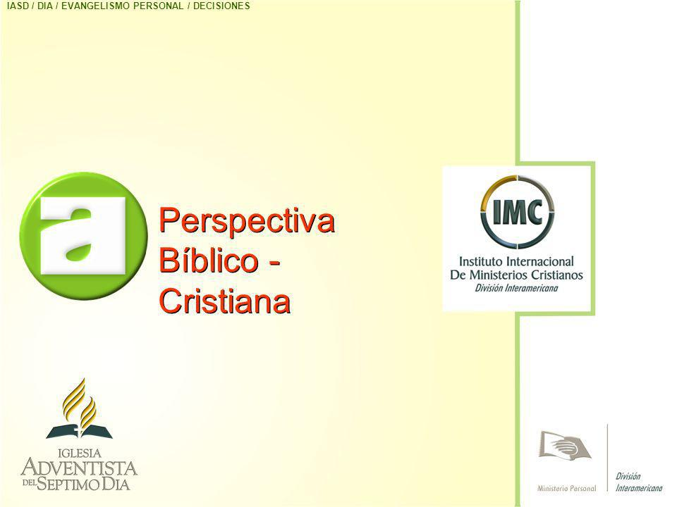 Decisiones dentro del Estudio Bíblico 1.Comience con aquello con lo cual estamos de acuerdo 2.