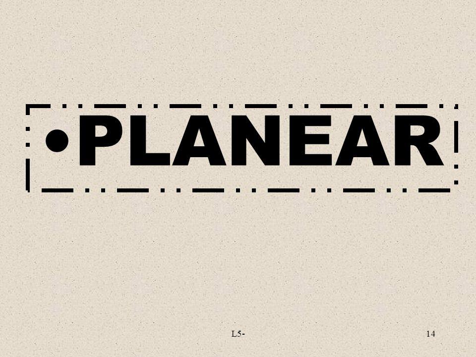 L5-14 PLANEAR