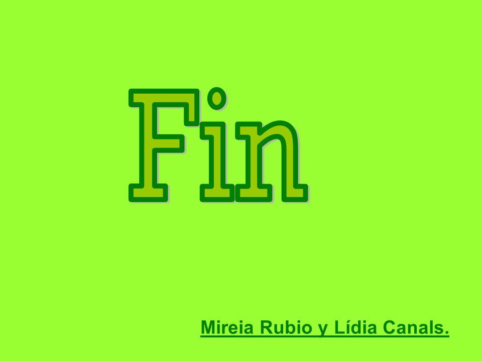 Mireia Rubio y Lídia Canals.