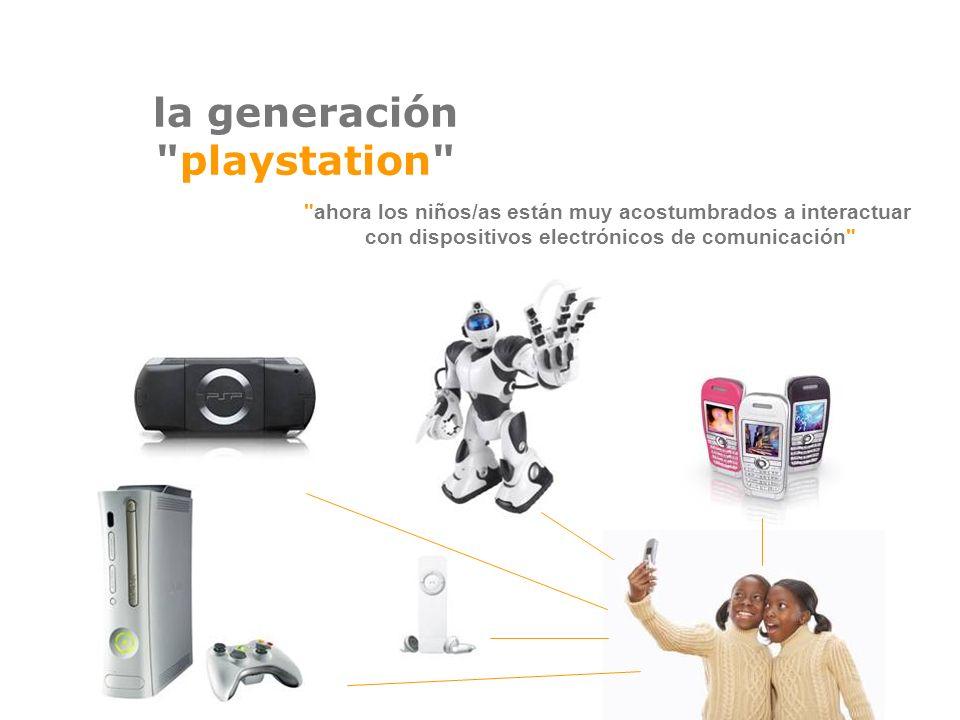 la generación