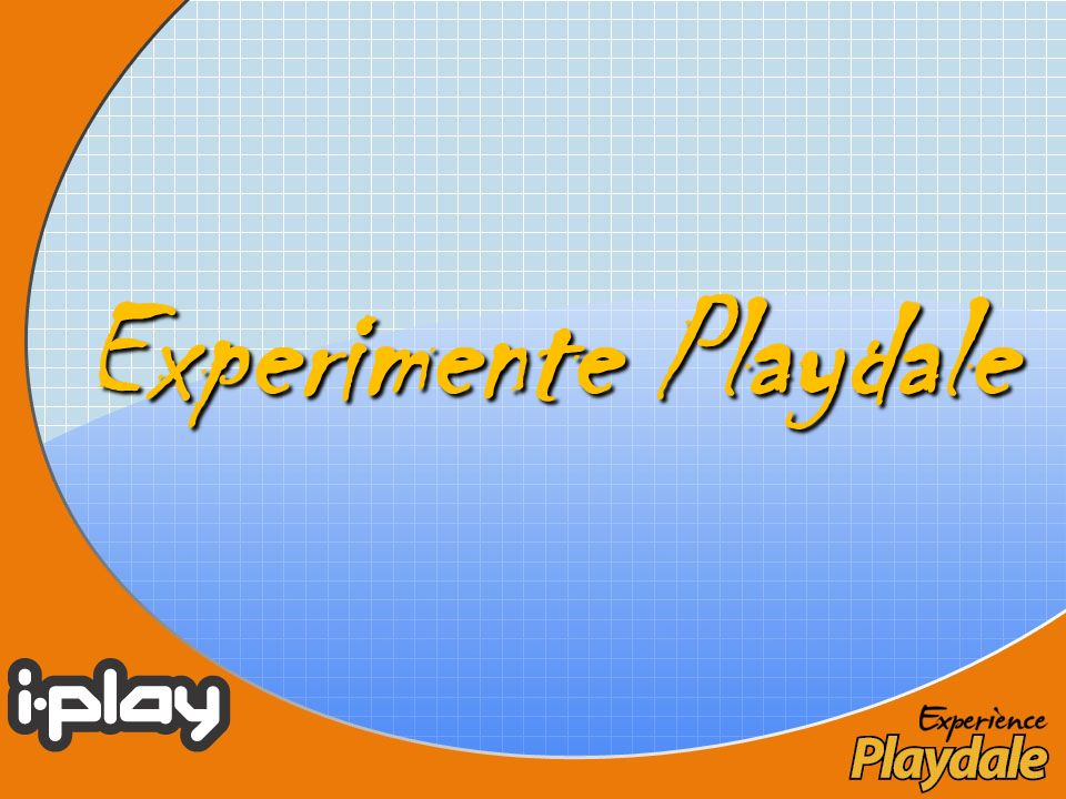 Experimente Playdale