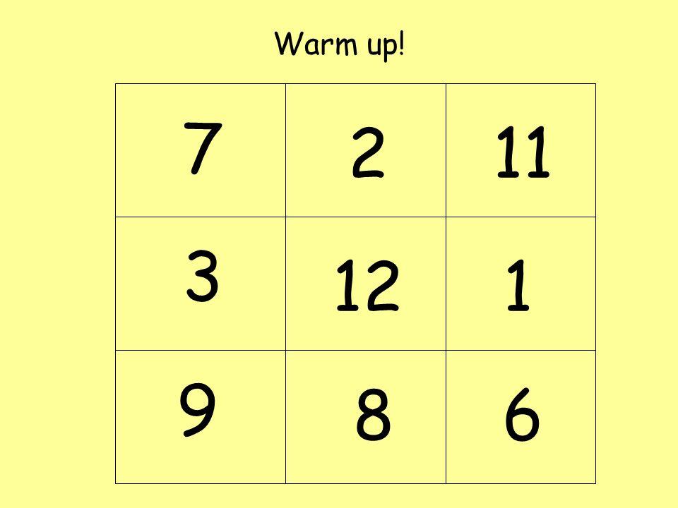 1)2 + 5= _________ 2)10 - 1= _________ 3)3 × 4= _________ 4)20 ÷ 2= _________ 5)2 + 3= _________ 6)19 - 1= _________ 7)4 × 5= _________ 8)16 ÷ 4= _________ Un peu de maths .