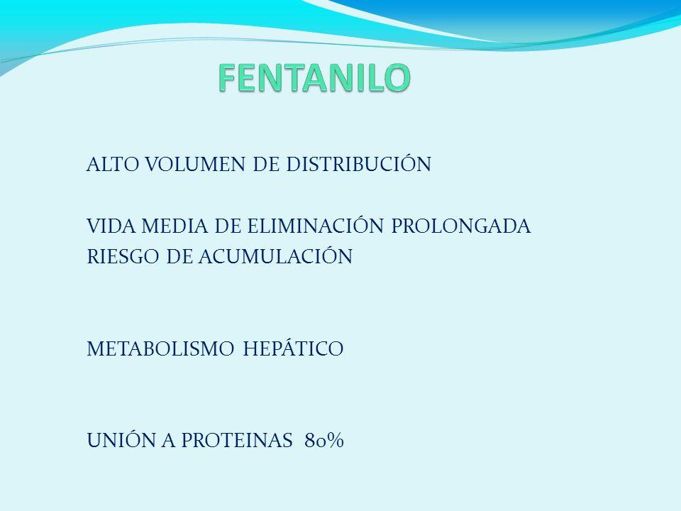 ALTO VOLUMEN DE DISTRIBUCIÓN VIDA MEDIA DE ELIMINACIÓN PROLONGADA RIESGO DE ACUMULACIÓN METABOLISMO HEPÁTICO UNIÓN A PROTEINAS 80%