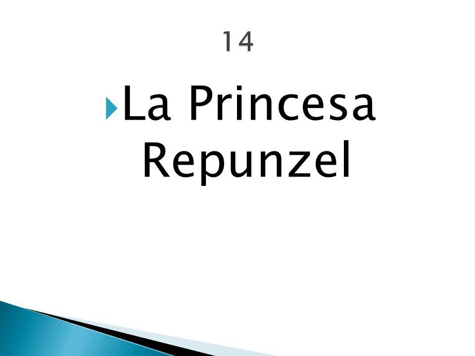 La Princesa Repunzel