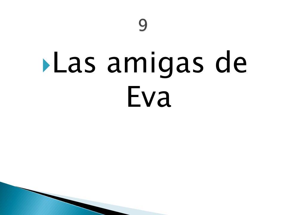 Las amigas de Eva