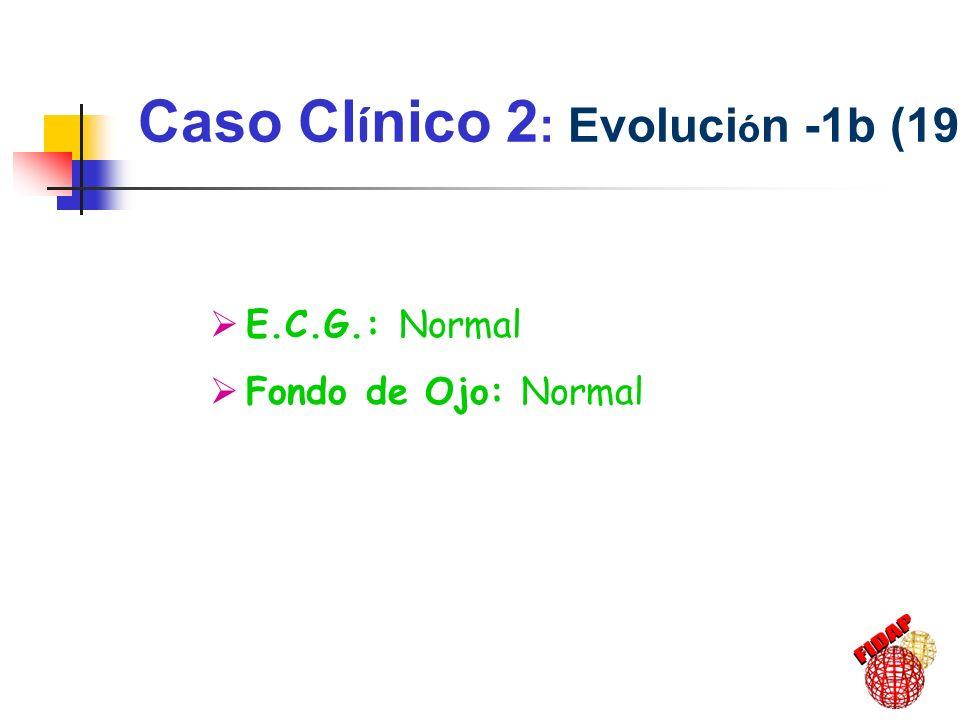 Caso Cl í nico 2 : Riesgo Cardiovascular Alto 20-40%: DM2 TG >180 mg/dl Edad Proximidad categoría superior cHDL <39 mg/dl varones PAS >160