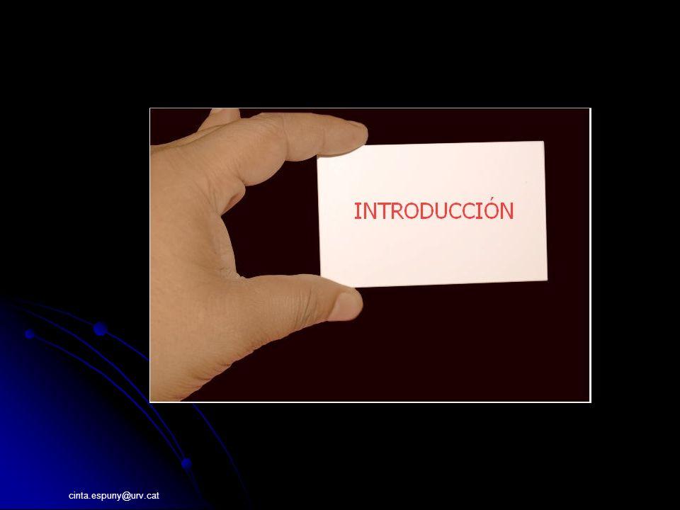 Características: INFORMACI Información compartida