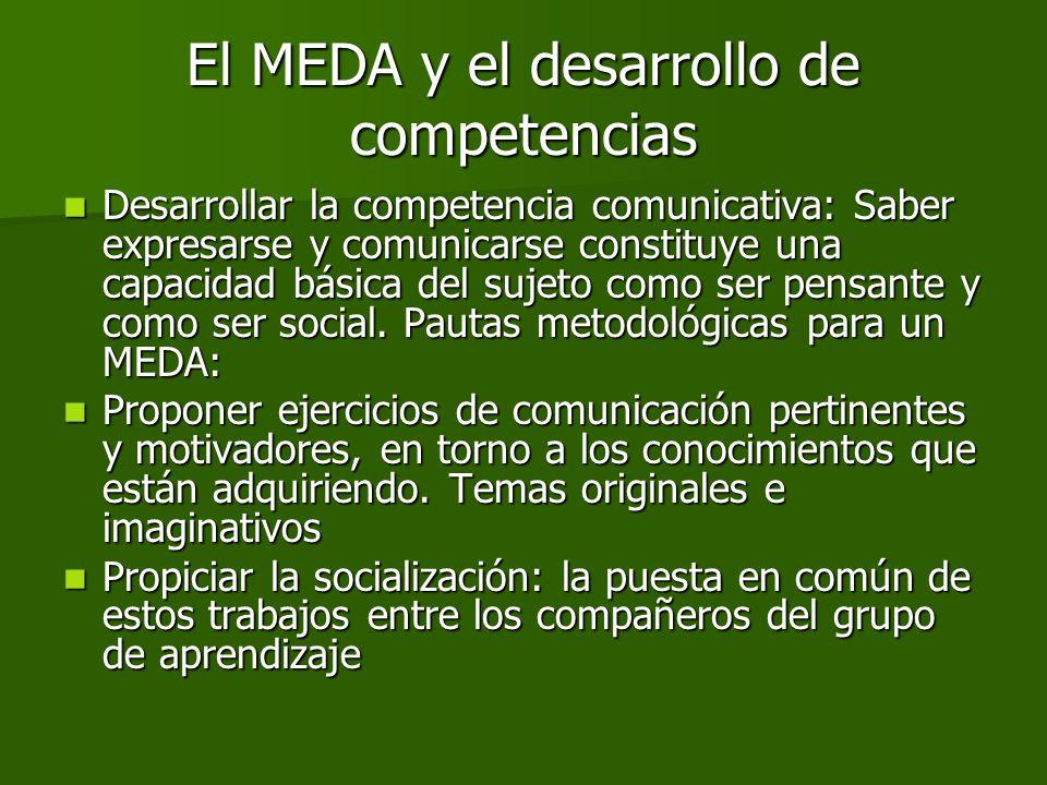 Desarrollar la competencia comunicativa: Saber expresarse y comunicarse constituye una capacidad básica del sujeto como ser pensante y como ser social