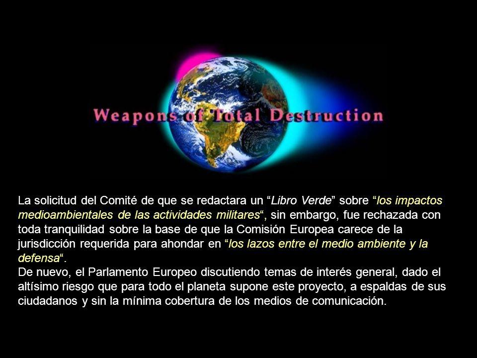 http://www.youtube.com/watch v=HnTEaavFVbQ HAARP: La Caja de Pandora (06:30 min)