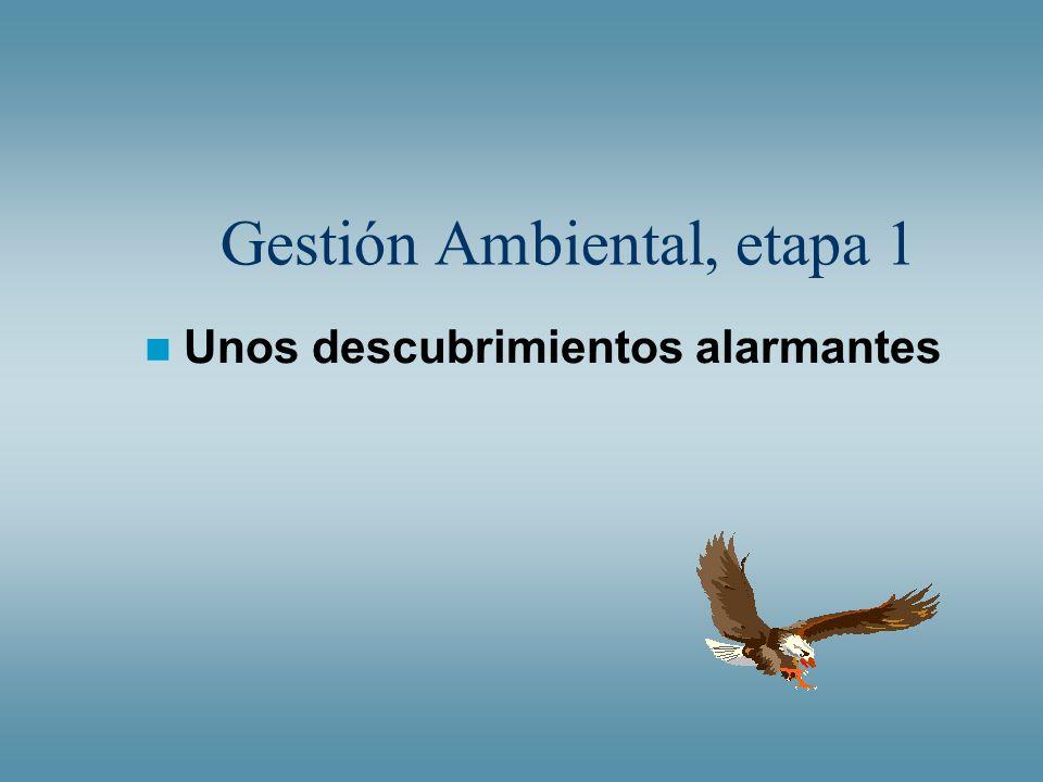 ¿CUÁLES SON LAS METAS DE LOS SISTEMAS DE GESTIÓN AMBIENTAL.