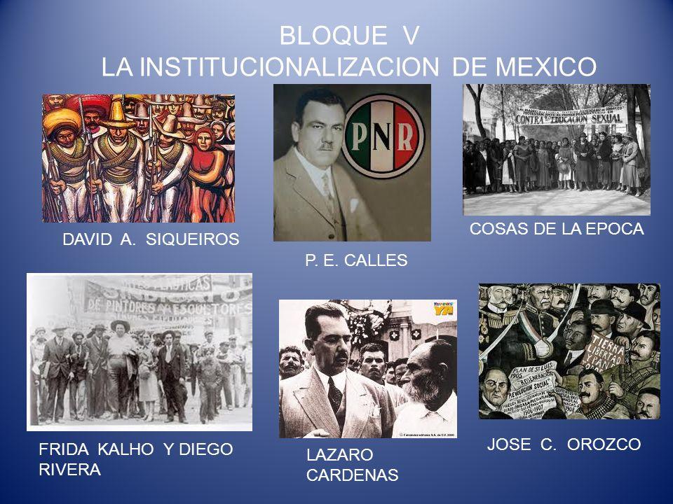 GOBIERNO DE LÁZARO CÁRDENAS DE RÍO Presidente de México del 1 de diciembre de 1934 al 30 de noviembre de 1940.
