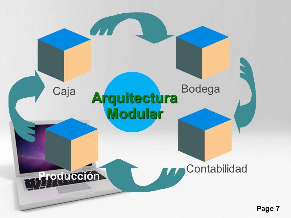 Page 7 Caja Bodega Contabilidad Producción ArquitecturaModular
