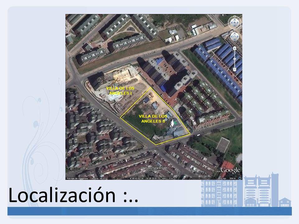 El Proyecto :....: Zonas Comunes :..