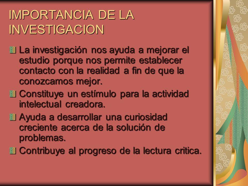 Tema de investigación TÍTULO DEL ESTUDIO a.