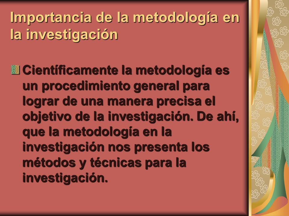 Objetivos de la Investigación Son los propósitos o fines que se pretenden lograr al realizar la investigación.