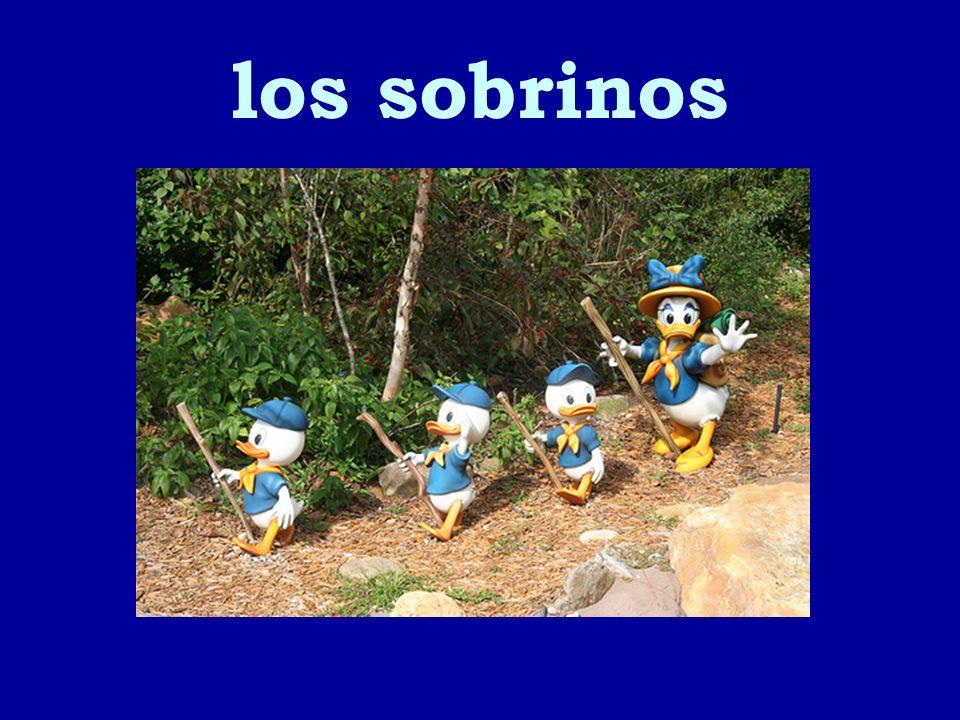 los sobrinos