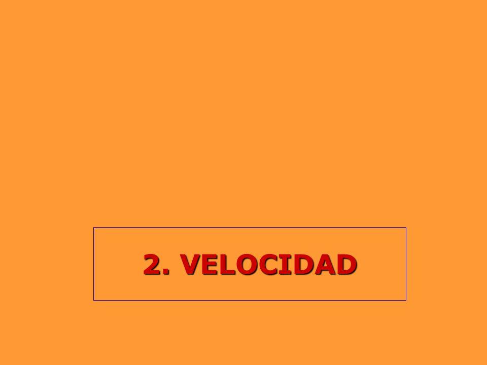 2. VELOCIDAD
