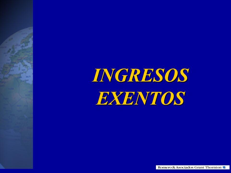 Otros ingresos gravados: También son ingresos de fuente ecuatoriana, las regalías, los derechos por el uso de marcas y otras prestaciones análogas der