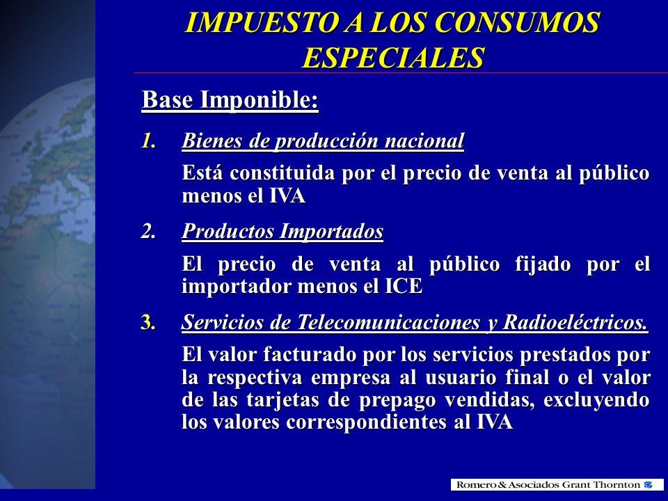 Normas generales: Se define lo que comprende el servicio de telecomunicaciones y radioeléctricos indicando: Se define lo que comprende el servicio de
