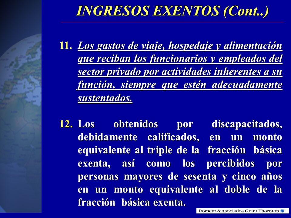9.Los percibidos por las Las comunas, pueblos indígenas, cooperativas, uniones, federaciones y confederaciones de cooperativas y demás asociaciones de
