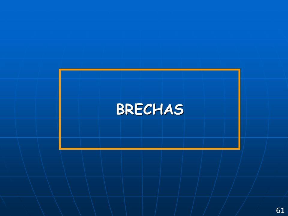BRECHAS 61
