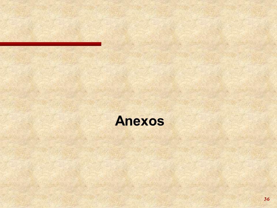 36 Anexos