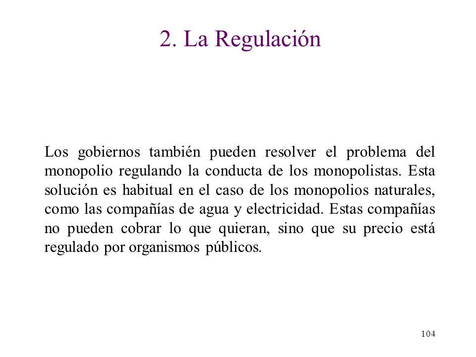 La legislación antimonopolio permite al gobierno fomentar la competencia de varias formas. Le permite impedir las fusiones y dividir compañías. Además